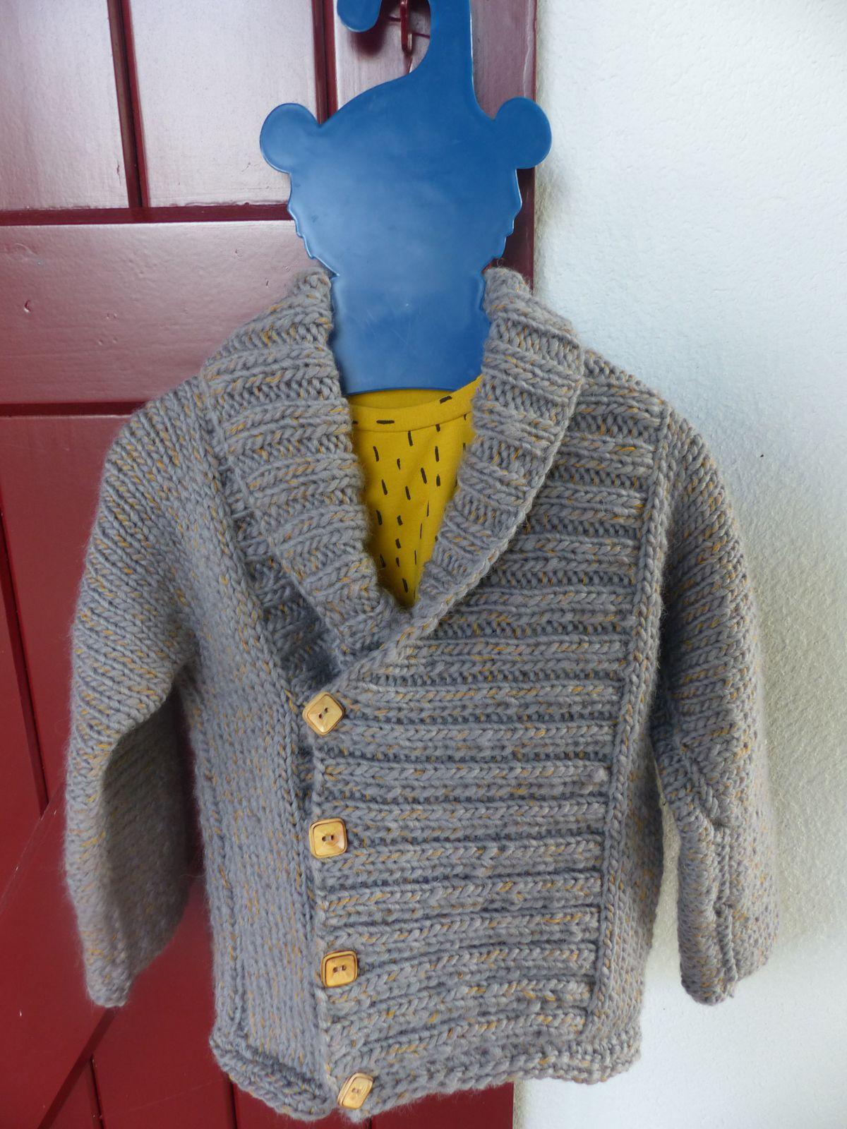 Pêle-mêle tricot d'été.