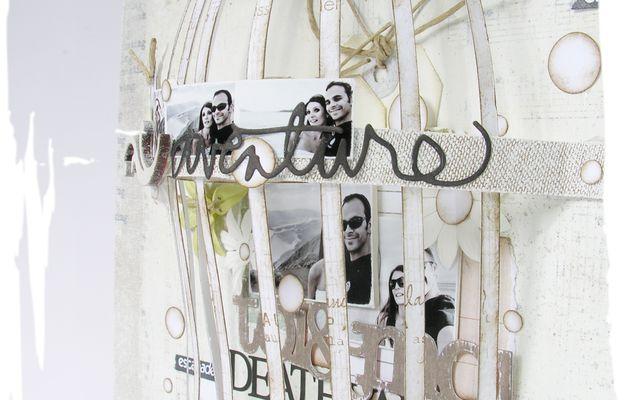 Nouveau Kit-Atelier : Douce Romance