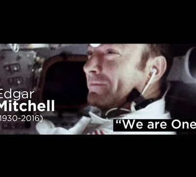 We Are One - Edgar Mitchel