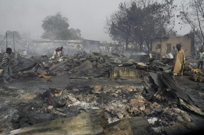Imágenes de Boko Haram.- El Muni.