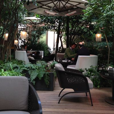 Tea Time au Mandarin Oriental, Paris