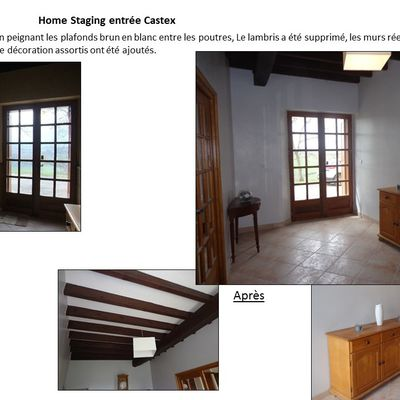 Home staging d'une maison de campagne/ home staging for a country house to sell it