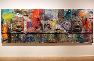 Exposition Peinture Contemporaine: Jim DINE « A Day Longer»