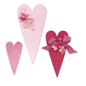 Kits de scrapbooking romantique (Be my love - thème Saint-Valentin)