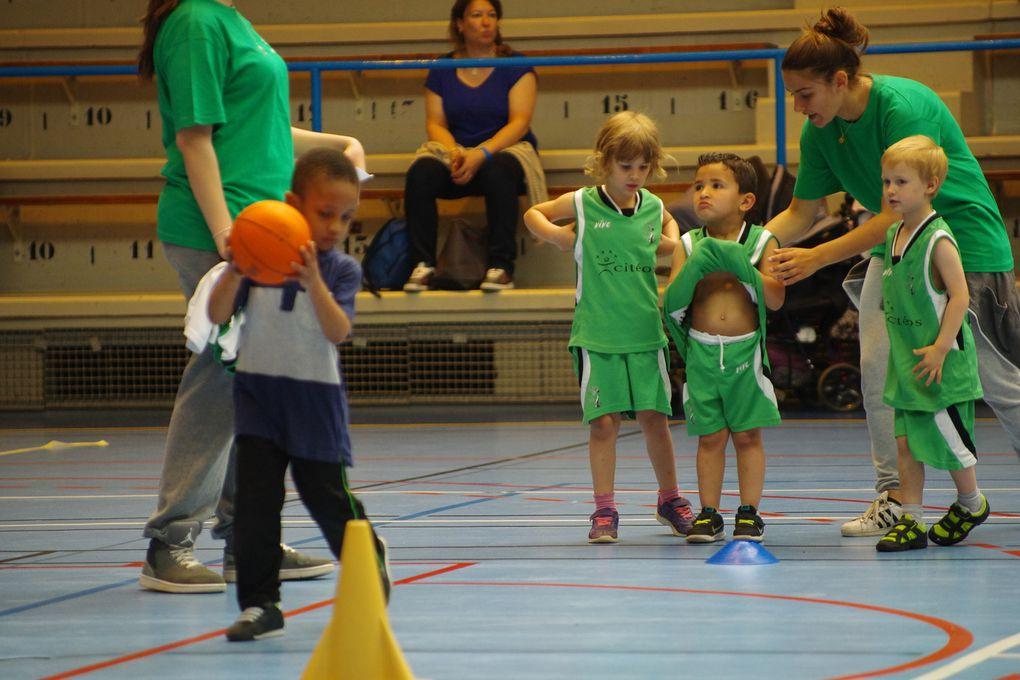Le baby-basket en plateau