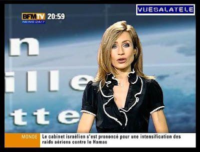 2006 07 05 - SANDRA LARUE - BFM TV - MÉTÉO