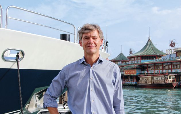 Simpson Marine appoints Joris Neven as Simpson Superyachts' General Manager