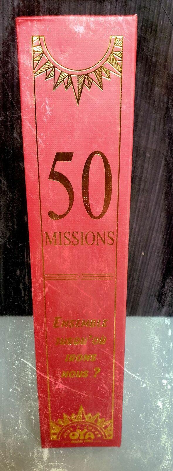 Des jeux originaux avec Kijou, voici 50 missions