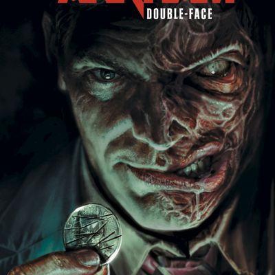 Un cas de figure  /  Batman Arkham-Double Face  Vs.  Enemy