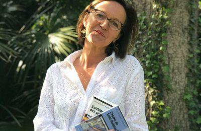 Portrait du jour : Anne-Solen KERBRAT, antiquaire et romancière