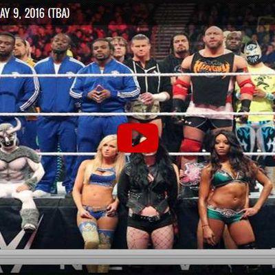 WWE Raw Season 24 Episode 19 : May 9, 2016 (TBA)