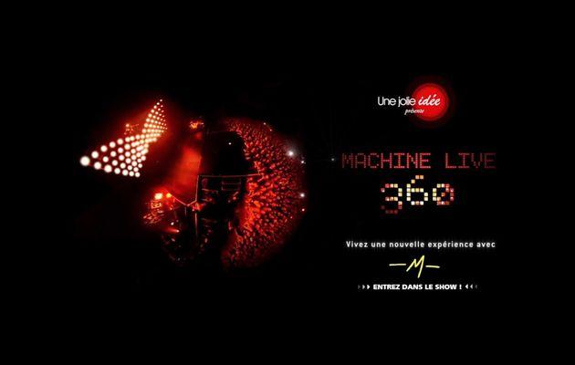 Matthieu Chedid - Un Live en 360°