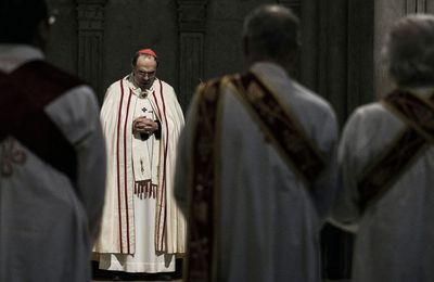 Barbarin : «incestes», silence sur les pédophiles, éloge funèbre d'un prêtre violeur !