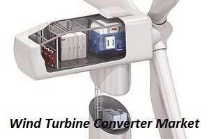 Wind Turbine Converter Market 2022| Global Industry Size, Share & Revenue Analysis