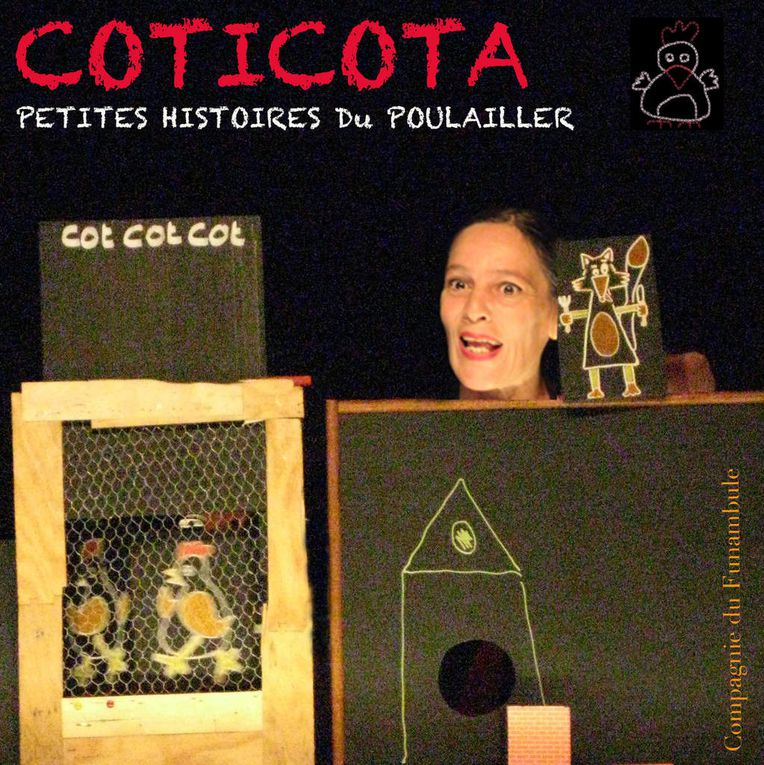 Coticota, petites histoires du poulailler
