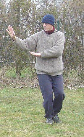 Photos prises au cours de la formation en ba gua zhang délivrée par CHIN Shing-Pok de septembre 2008 à avril 2009 Manque sur les photos J.Y Truffert, nous lui souhaitons un prompt rétablissement. Merci à CHIN Shing-Pok, en attendant que l'aven