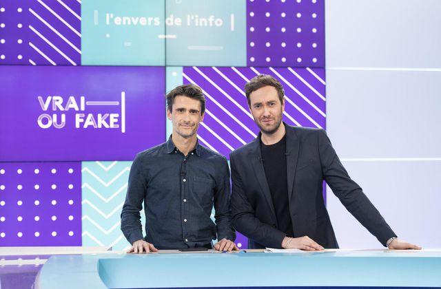 Le sommaire de Vrai ou Fake, l'envers de l'info, ce dimanche sur Franceinfo.