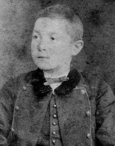Emile Gréhan enfant
