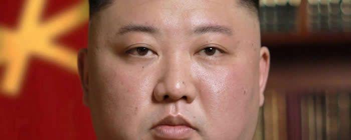 Kim Jong Un, le dirigeant nord-coréen adresse ses messages au futur président américain KCNA VIA KNS / AFP