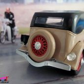 RENAULT VIVASPORT COACH 1934 DECAPOTABLE FERME DUBRAY 1/43 - car-collector.net