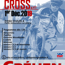 Cyclo-cross CREHEN