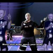 Eiffel 65 - Move Your Body (Original Video with subtitles)