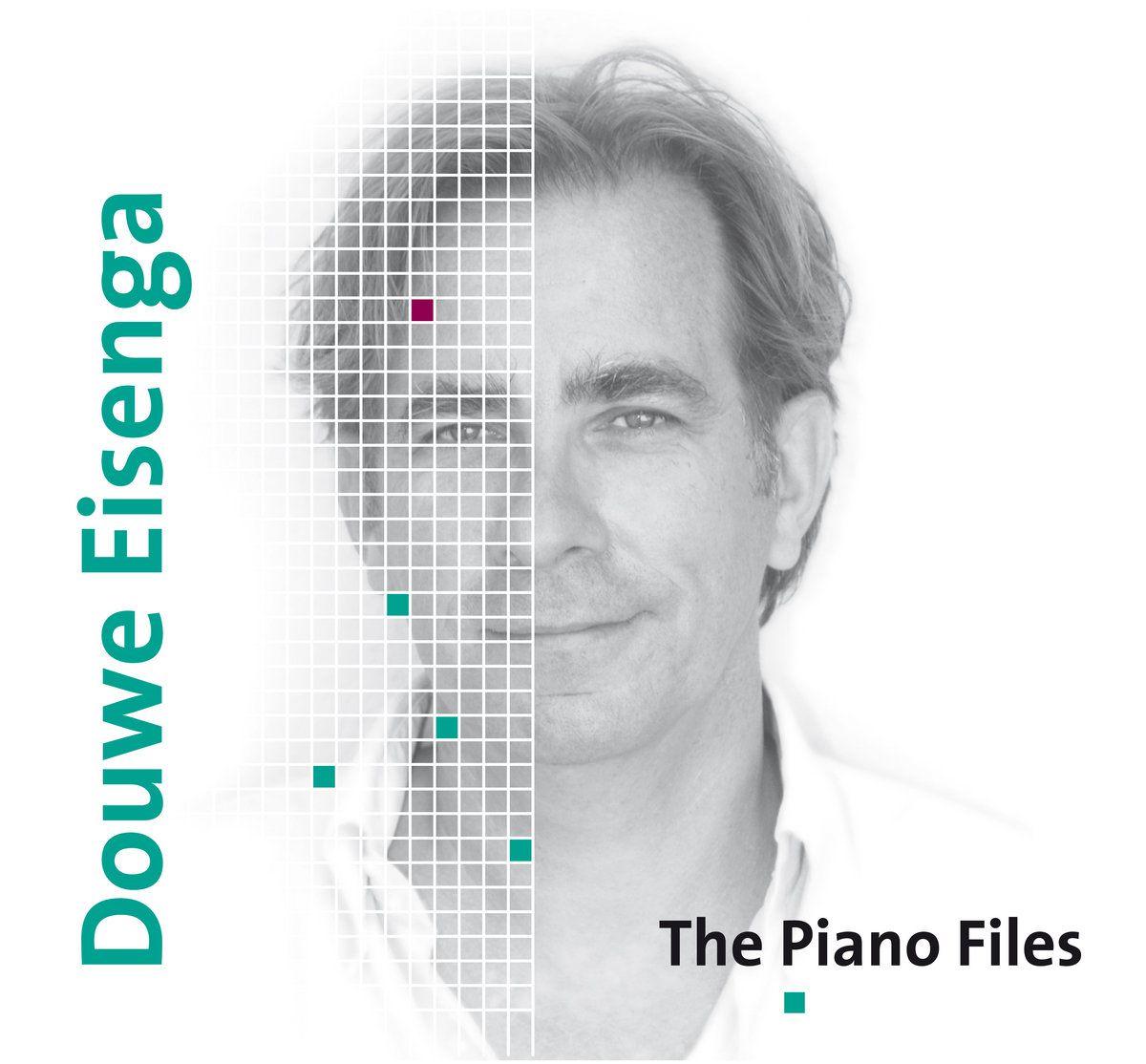 Douwe Eisenga - The Piano Files : eaux d'artifice minimalistes.