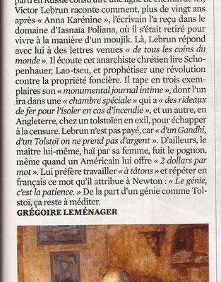 Dans la presse (1)