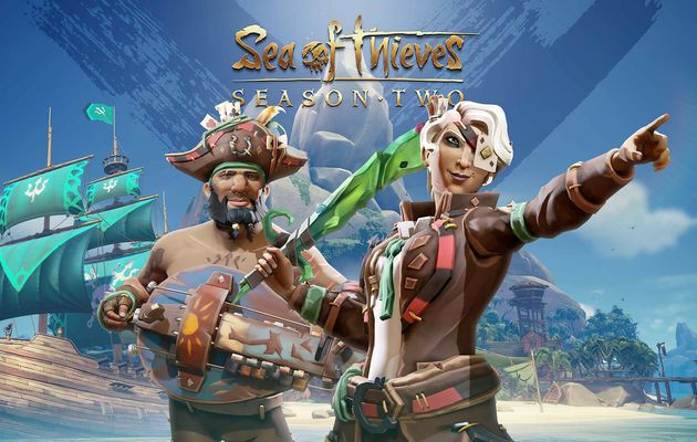 [ACTUALITE] Sea of Thieves - La Saison 2 largue les amarres