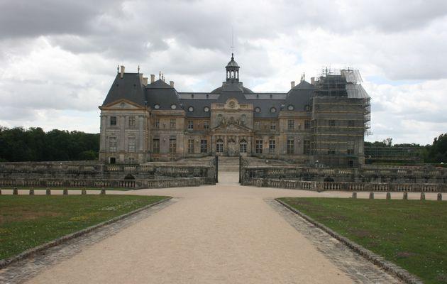 VAUX LE VICOMTE / NICOLAS FOUQUET / CULTURE ET HISTOIRE