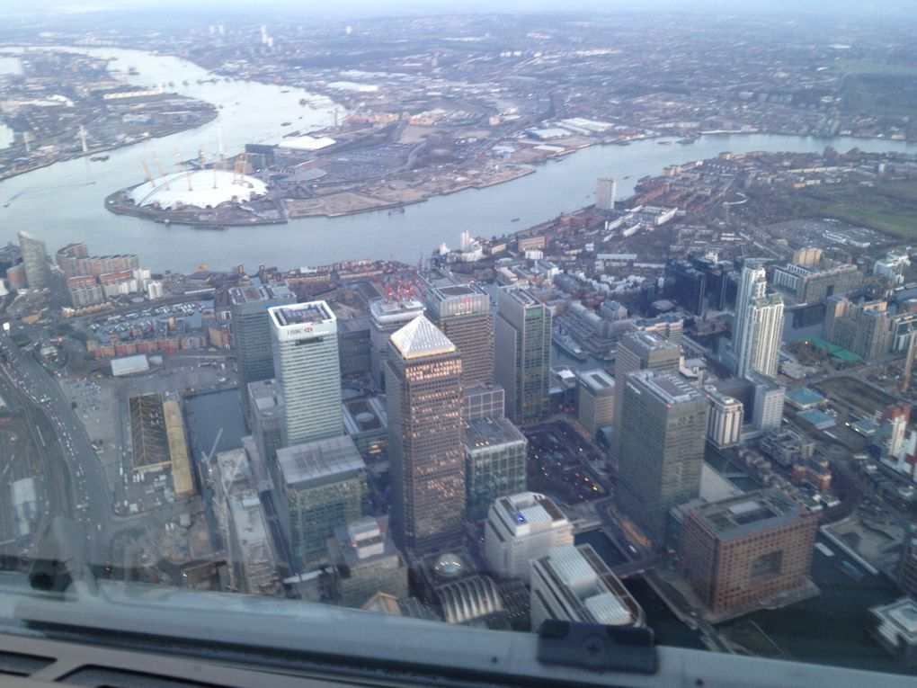 London City by day and by night