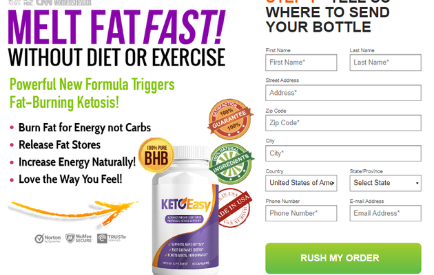 Keto Easy Pills - ☑️HOW IT HELPS TO LOSE WEIGHT?☑️