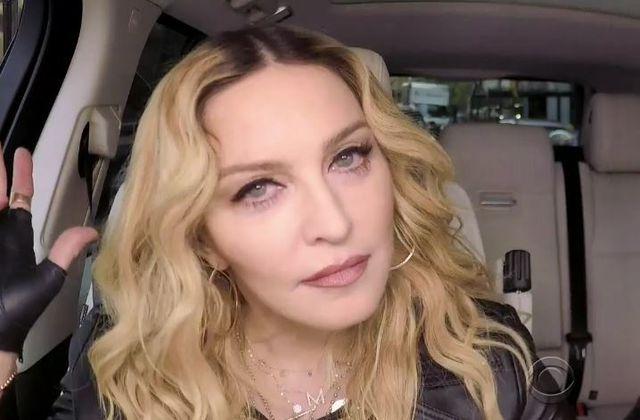 La vidéo intégrale du Carpool Karaoke de James Corden avec Madonna.