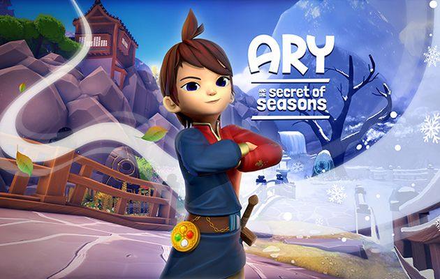 [ACTUALITE] Ary and the Secret of Seasons - Une nouvelle vidéo de gameplay