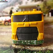 CAMION FORD DUMP TRUCK HOT WHEELS 1/64 - CAMION BENNE CHANTIER - car-collector.net