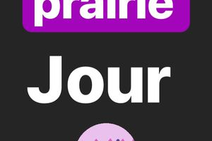 Journal de la prairie jour 24