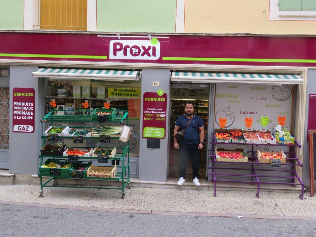 Saint André les Alpes : L'épicerie a rouvert ses portes