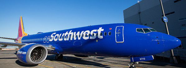 Southwest Airlines Wins 2018 TripAdvisor Travelers' Choice Awards For Airlines