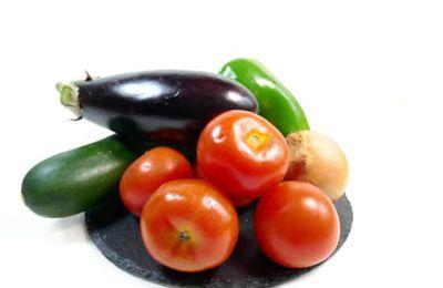 Panier de légumes semaine 25