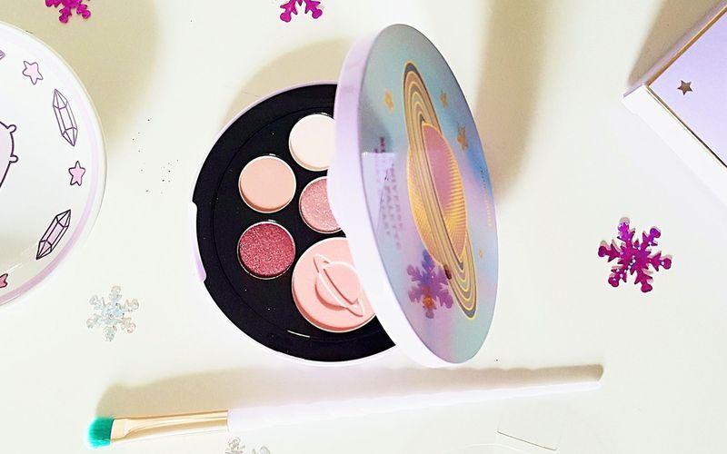 Korean Makeup - Multi Palette Eye and Cheek - Universe - Etude House