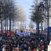 L'intersyndicale appelle à de nouvelles actions les 14, 15 et 16 janvier
