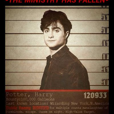 Harry Potter fanarts - fanmade posters