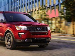 Ford dévoilera son nouvel Explorer à Detroit!