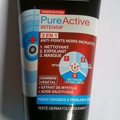 Garnier, Skin Active, Pure Active intensif, 3 en 1 anti-point noir incrusté au Charbon - Wonderful Blond Girl