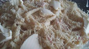 macaronis au gratin d'antan