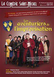 « Les aventuriers de l'improvisation »