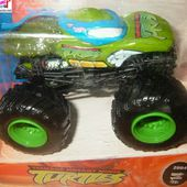 TURTLES MONSTER JAM HOT WHEELS 1/64 - car-collector.net