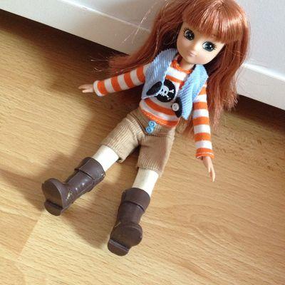 Vive les poupées normales de chez Lottie!!