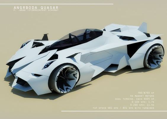concept car : Hors-Normes (1)