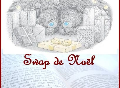 "Swap de Noël - petit point ""colis"""